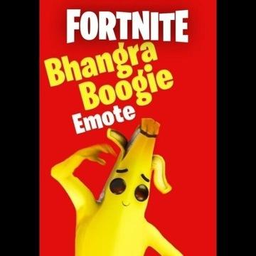 Bhangra Boogie Fortnite Dance Emotka taniec