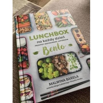 Książka Lunchbox na każdy dzień Bento