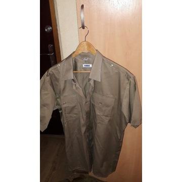 wojskowa koszula