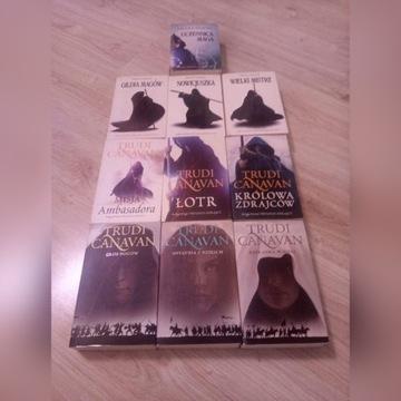 Trudi Canavan 10 książek Okazja!!!