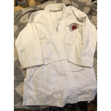 Strój karate 140 cm jugo teakwondo