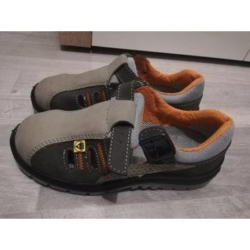 Buty robocze PPO z wkładką r. 36
