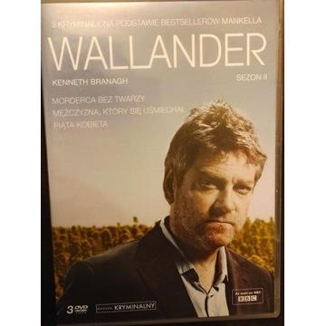 WALLANDER   -   SEZON  II
