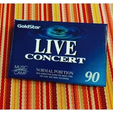 GOLDSTAR LIVE CONCERT 90 Japońskie wydanie. 1szt.