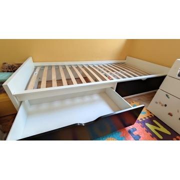 Łóżko Ikea flaxa