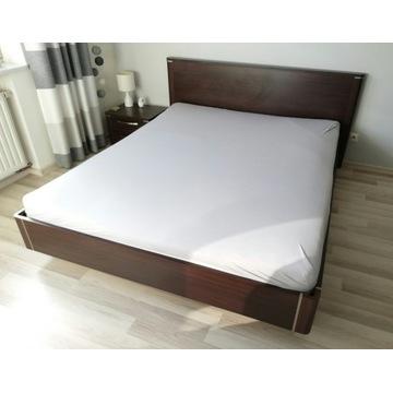 Łóżko dwuosobowe do Sypialni z Meble Agata