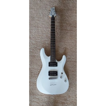 Schecter C6 DELUXE SWHT gitara elektryczna