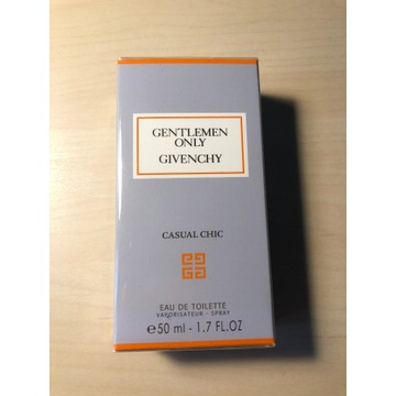 Givenchy Gentlemen Only Casual Chic 50ml