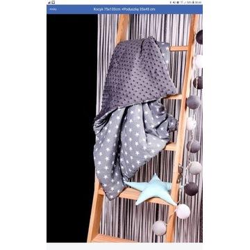 Kołderka obciażeniowa  75x100 cm  3 kg