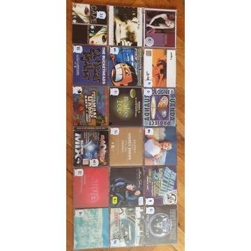 Płyty cd maxi cd single składanki