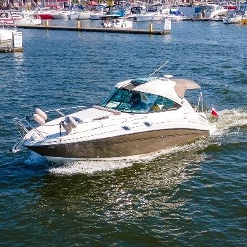 Sea Ray 305 HT, Faktura VAT23