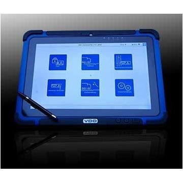 Tester Tachografów - Tablet WorkshopTab VDO
