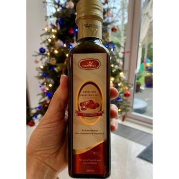 Olej palmowy - Kiermasz Świąteczny SHOM