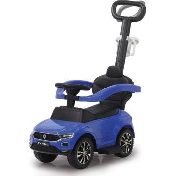 NOWY JEŹDZIK  VW T-ROC