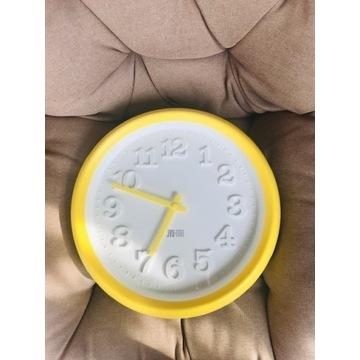 Zegar ścienny do pokoju dziecinnego firmy JVD