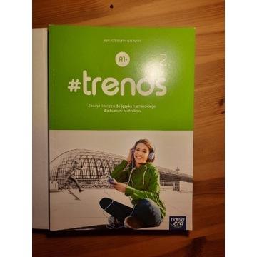 Trends 2. Podręcznik do języka niemieckiego.