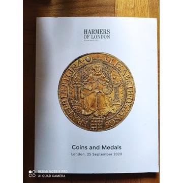 Harmers of London katalog aukcja 25.09.2020