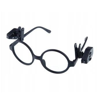 -65%Uniwersalny klips do czytania na okulary 1szt.