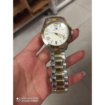 Zegarek Tommy Hilfiger nowy bransoleta regulowana