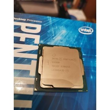 Procesor Intel Pentium G4560, s. 1151
