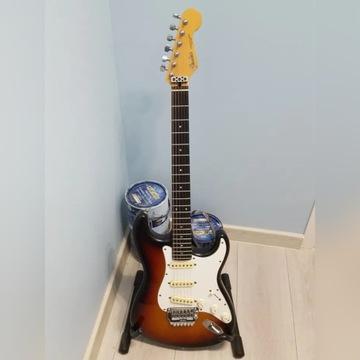 Gitara Fender Stratocaster MiJ 1985r.