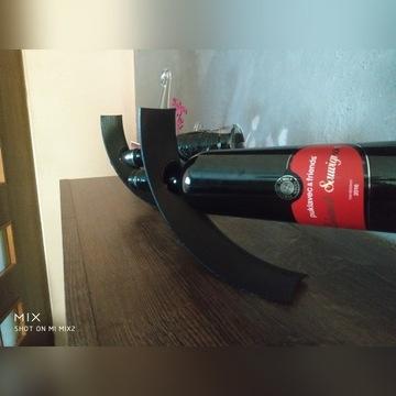 Stojak na Wino Lewitująca Butelka