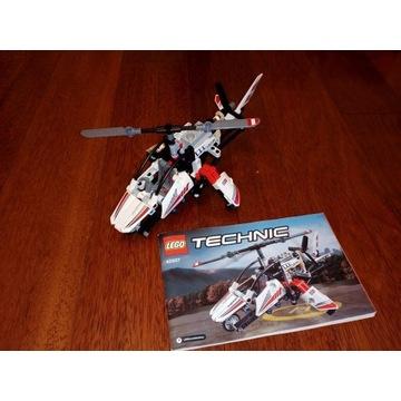 LEGO Technic 42057 - Helikopter