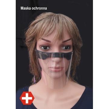 Przyłbica MINI Maska Ochronna na usta i nos FILC