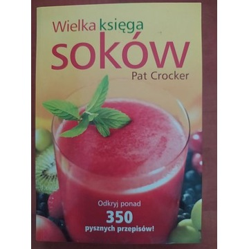 Wielka księga soków (P. Crocker)