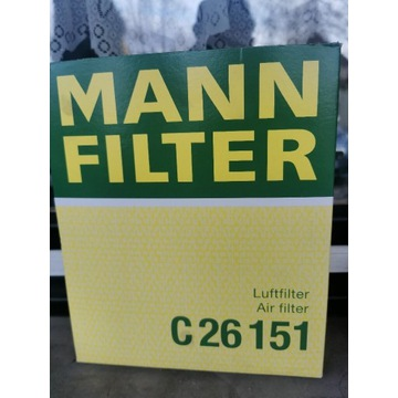 Mann filtr c26151