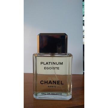 Chanel Egoiste Platinum 100ml 2014 rok od 1zł !!!
