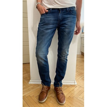 Jeansy Tommy Hilfiger Denim Scanton Slim r. 33/34