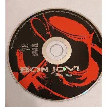 Płyta Bon Jovi - cross road.