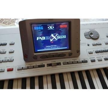 Korg pa2x pro
