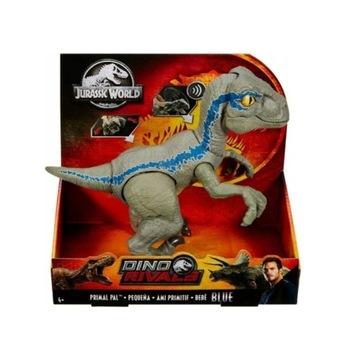 Jurassic World Dinoprzyjaciel Raptor Blue GFD40