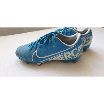 NIKE mercurial vapor 13 academy FG/MG Junior roz.