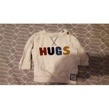 F&F HUGS idealna bluza bawełna 56