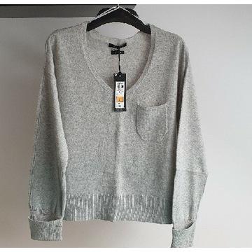 Damski sweterek S 100% kaszmir Marks and Spencer
