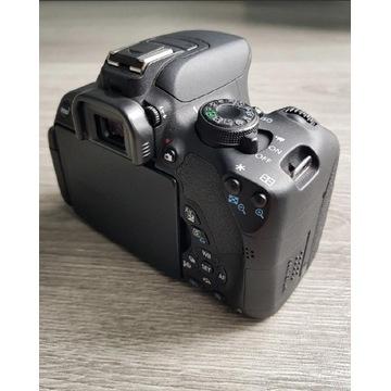 Canon EOS 700D jak nowy