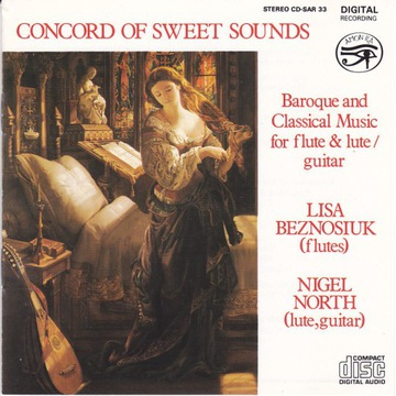 Lisa Beznosiuk , N.North / Concord of Sweet Sounds