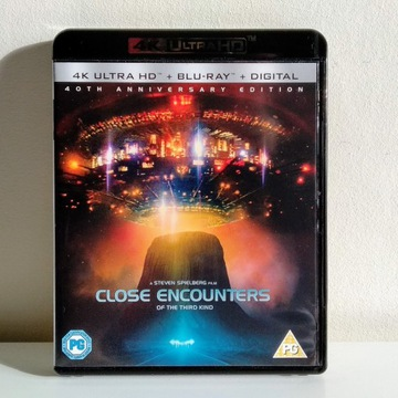 CLOSE ENCOUNTERS of the Third Kind [4k+2BR]