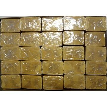 Szare Mydło Naturalne 72% 5kg 25szt. z Kaolinem