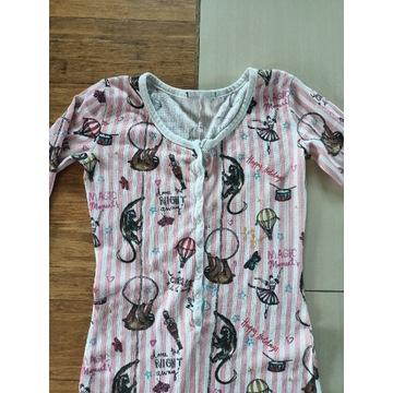 Pajac piżama młodzieżowa 164 S