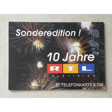 """1994 rok, 2 karty telefoniczne: """"Specjalna Edycja"""""""