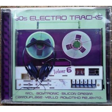 80s Electro Tracks Volume 6 - CD