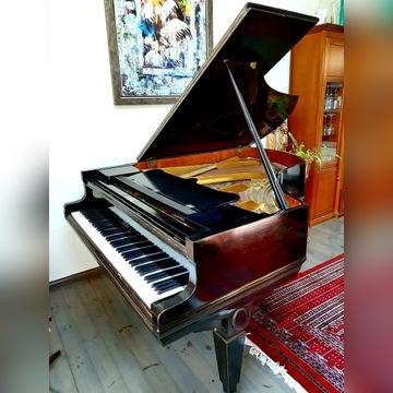Fortepian (gabinetowy) Ibach