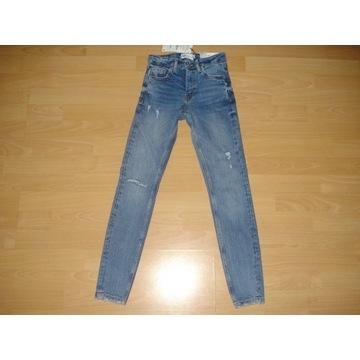 Zara jeansy nowe roz.32