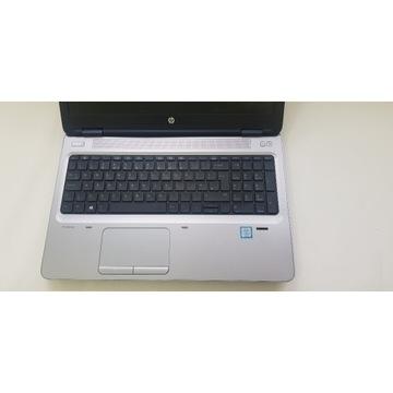 Laptop Hp 650 G2 Bardzo ładny stan wizualny