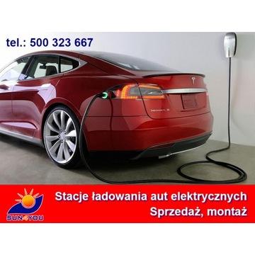 Ładowarka samochodów elektrycznych Wallbox EV 22KW