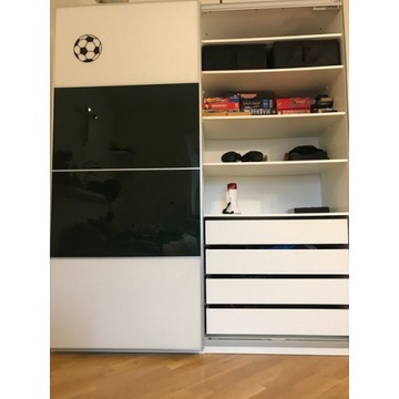duża szafa, IKEA